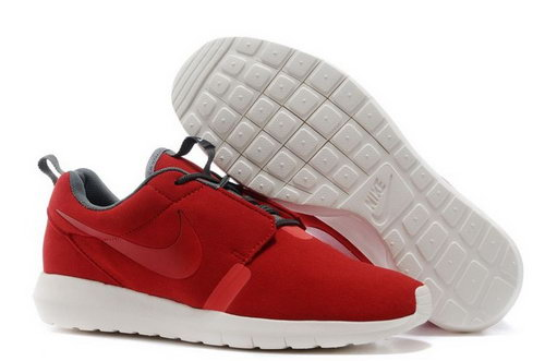 Nike Roshe Run Nm Br Mens Shoes Chinese Red All Hot Hong Kong